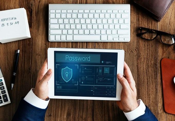 ファイルにパスワードロックをかける