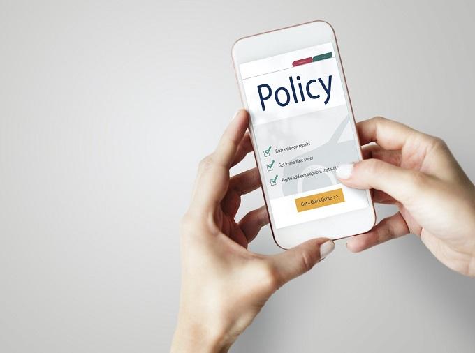 利用規約、プライバシーポリシーを読む